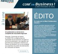 Com'on Business n°4 Juillet 2016